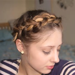 crown-braid