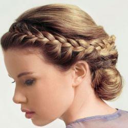 coronet Hair style