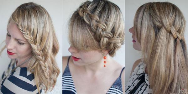 teens hair style